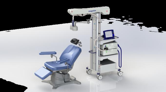 Magstim RTMS Machine